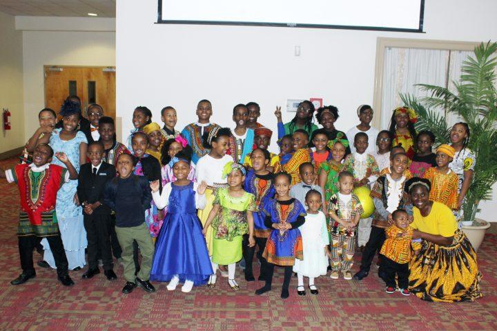 ORAC Children's Ministry